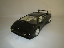 MIRA  Lamborghini  Diablo  (schwarz)  1:18 Ohne Verpackung !
