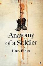 Anatomy of a Soldier by Harry Parker Ltd 225/500 signed stamped slipcase edition