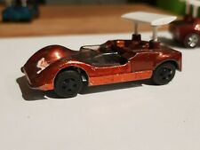 hotwheels redline orange brown chaparral vintage wheel red line original