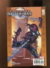 ULTIMATE SPIDERMAN #115 (9.2) ZOMBIE VARIANT! 2007
