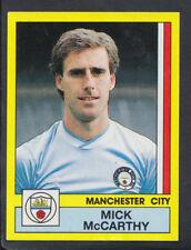 Panini Football 1987 Sticker - No 154 - Mick McCarthy - Manchester City (S852)