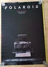 POLAROID NEW ORIGINAL Authentic DS rolled Theater Movie poster 27 x 40 MINT