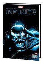 INFINITY HARDCOVER Marvel Comics Infinity1-6 New Avengers 7-12 Avengers 14-23 HC