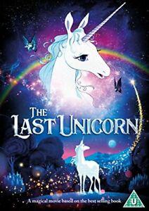 The Last Unicorn [DVD] [2018] [DVD][Region 2]
