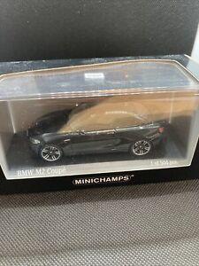 1/43 Minichamps BMW M2 Coupe / Black ***RARE*** 1 Of 504pcs
