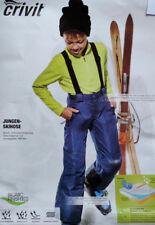 Jungen Skihose 122 - 164  Kinder Snowboardhose Schneehose Winterhose TOP NEU