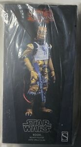 Sideshow Star Wars Scum & Villainy BOSSK 1:6th Scale Action Figure Sealed