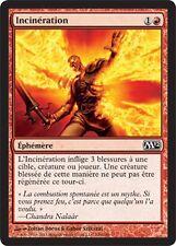 ▼▲▼ 2x Incinération (Incinerate) M12 2012 #146 VF Magic