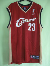 new concept e6106 e176c Maillot Basket Cavaliers Cleveland James  23 Reebok Jersey NBA Vintage - M