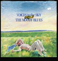 VINYL LP Moody Blues - Voices In The Sky The Best Of The 1st PRESSING shrink NM