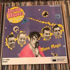 "JUNIOR MARVEL AND THE HI-FLYERS MOON MAGIC ROCKABILLY 10""LP"