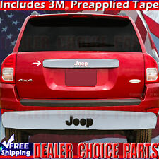 2007-2016 JEEP COMPASS Chrome Tailgate Molding Accent COVER Overlay Logo Cutout