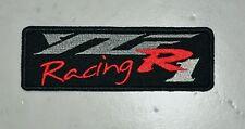 YZF R1 RACING IRONON PATCH Aufnäher Parche brodé patche toppa YZFR1 1000R yamaha