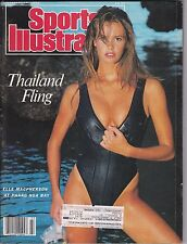 VINTAGE SPORTS ILLUSTRATED MAGAZINE-THAILAND FLING-FEBRUARY 15,1988