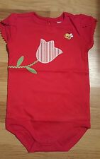Gymboree  girls bodysuit 18-24 mnth bnwt