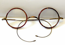Antique Victorian Edwardian Glasses Spectacles - Steampunk - Prop - Display