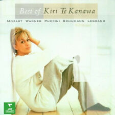 Mozart, Puccini, Wagner, Legrand: The Best of Kiri Te Kanawa Erato Brand New CD