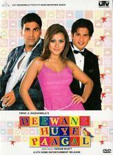Deewane Huye Paagal (Hindi DVD)(2005)(English Subtitles)(Brand New Original DVD)