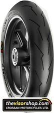 FRONT 120/70/17 SC1 Pirelli DIABLO SUPERCORSA V2 Motorcycle RACE Tyre - (Soft)
