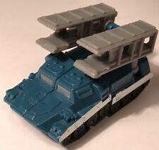 Transformers Armada Fetch Mini-Con Night Attack Team Tank Blue Robot Figure Rare