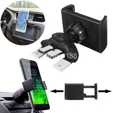 Universal Car CD Slot Phone Mount Holder Stand Cradle For Mobile Smart Phones UK