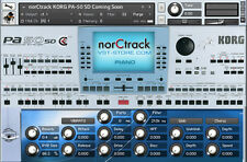 KORG PA50SD Samples Sounds NI KONTAKT NKI norCtrack PA50-sd Kontakt Instrument
