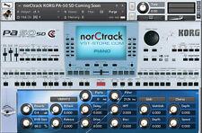 KORG PA50SD Samples Sounds NI KONTAKT NKI norCtrack PA50-sd Kontakt Instrument