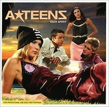"A * Teens ""Teen spirit cd NUOVO RAR"