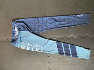 Tatami Blue Spats