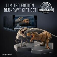 Jurassic World 3D Blu-Ray + DVD Limtied Special Collector Edition Set SEALED