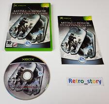 Microsoft Xbox Medal Of Honor : Les Faucons De Guerre PAL