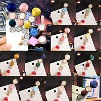 Pearl Hair Clip Barrettes Pin Fashion For Women Handmade Hairpins Accessories