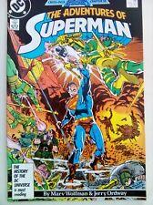 THE ADVENTURES OF SUPERMAN # 426 - DC Comics NEAR MINT CONDITION
