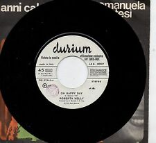 ROBERTA KELLY VILLAGE PEOPLE disco 45 ITALY Promo JUKEBOX 1978 Oh happy day