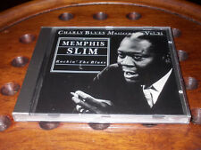 Memphis Slim Rockin The Blues Vol. 21 Charly R&B Cd ..... New