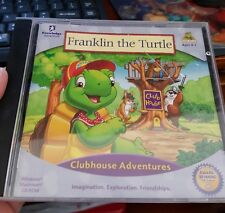 Franklin The Turtle - Clubhouse Adventures -  PC GAME- FREE POST