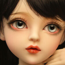 60cm BJD Doll SD Girl + Free Face Makeup + Rechangeable Eyes + Clothes Hairpiece