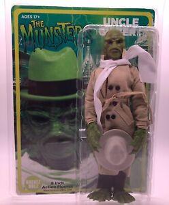 "The Munsters - Uncle Gilbert Retro Repro Monster 8"" Figure BrentzDolz"