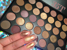 MORPHE BRUSHES 35T 35 Color TAUPE EYESHADOW PALETTE NEW In Box AUTHENTIC