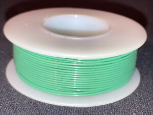 "26 GA. 7 Strand Type ""ET"" Teflon  M16878/6-26 200°C @ 250V White 100 ft. spool"
