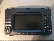 Mercedes W169 A Klasse W245 B Klasse W906 Sprinter Monitor Comand NTG 2