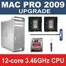 12 Core X5690 3.46Hz CPU + 16GB 32gb 64GB 1333MHz memory 2009 Apple Mac Pro 5.1