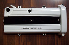 GLOSS BLACK Spark Plug Cover Honda Acura Integra B18 B20 LS DC2 DC4 Aluminum CRV