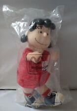 Lucy Peanuts McDonald's fast food premium soft plush toy