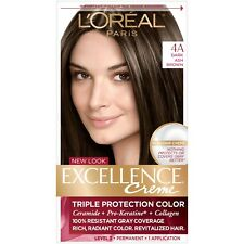 L'Oreal Excellence Creme 4A Dark Ash Brown