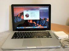 "-Apple MacBook Pro 13"" Late 2011 2.8GHz Intel Core i7 8GB 1333MHz DDR3 500GB*"