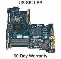 HP 15-AY Laptop Motherboard TS w/ i3-6100U 2.3Ghz CPU 854946-601