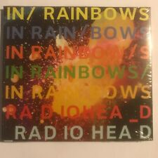 Radiohead in rainbows cd 10 titres neuf sous blister