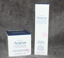 Avon Anew Hydra Fusion ~ Set of 2 ~ Gel Cream 1.7oz & Replenishing Serum 1 fl oz