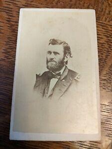 Ulysses S Grant - CDV - original